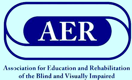 AER - Association for Education and Rehabilitation<br>of the Blind and Visually Impaired