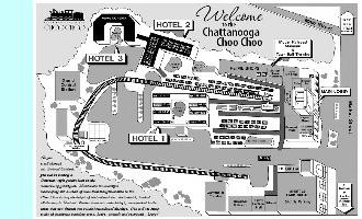 Chattanooga Choo Choo Hotel and Resort on